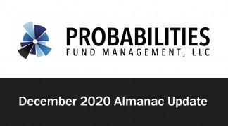 December 2020 Almanac Video Update